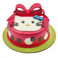 کیک کیتی خوشگل