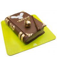 کیک کتاب هری پاتر