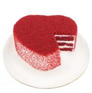 کیک قلب ردولوت