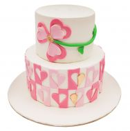 کیک عشق واره