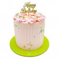 کیک خامه ای سارا
