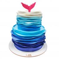 کیک شاه ماهی دریا