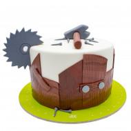 کیک آقای نجار