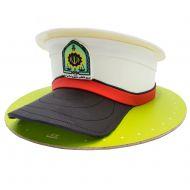 کیک کلاه پلیس