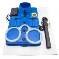 کیک آقای پلیس