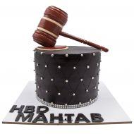 کیک چکش قاضی