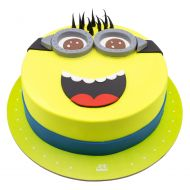 کیک مینیون شادان