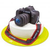 کیک دوربین عکاسی کانن