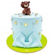 کیک خرسی و ستاره