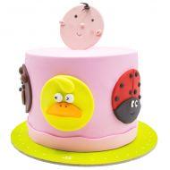 کیک نوزادی