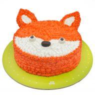 کیک روباه خامه ای