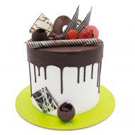 کیک شکلاتی پارمیس