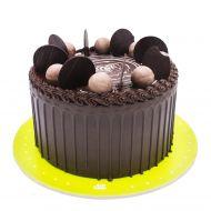 کیک شکلاتی مینیاتور