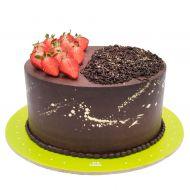 کیک شکلاتی زرین