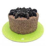 کیک شکلات بیسکو