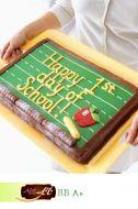 کیک تولد مدرسه