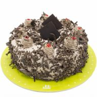 کیک شکلات آشفته 3
