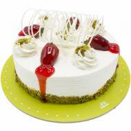 کیک وانیلی 1