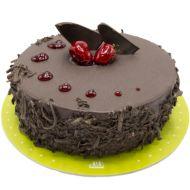 کیک شکلات آشفته 2