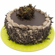 کیک شکلاتی آشفته