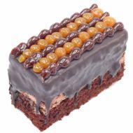 دسر شکلات و کارامل