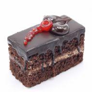 دسر شکلاتی مستطیلی