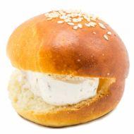 فینگر فود مینی برگر پنیری