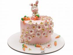 کیک خرگوش و هویج