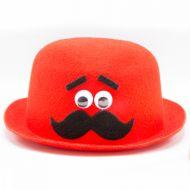 کلاه تولد نمدی سیبیل