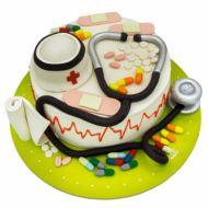 کیک پرستار روزت مبارک