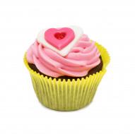 کاپ کیک پیوند قلب ها