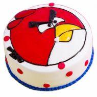 کیک تولد پرندگان خشمگین 3