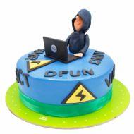 کیک مهندس برق