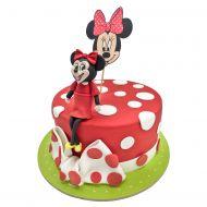 کیک تولد دخترانه میکی موس 9