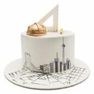 کیک مهندس تهران