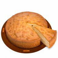 کیک ساده کافی شاپی