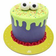 کیک فوندانت فانتزی