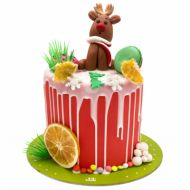 کیک عصا